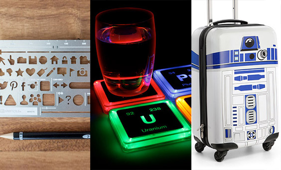 37 Cool Xmas Gifts For Designers & Geeks
