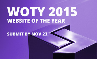 Website of the Year 2015 Dates & Info