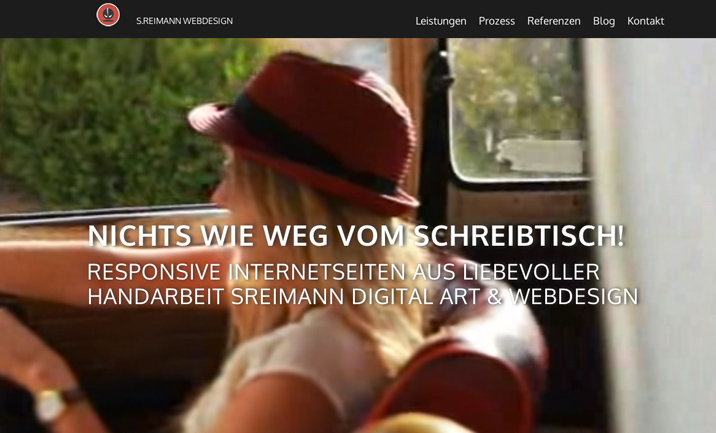 sreimann.com webdesign website