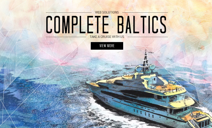 Complete Baltics website