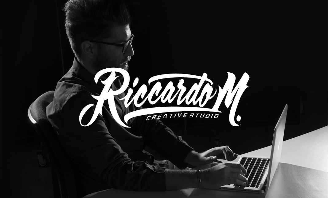 Riccardo Marconato Creative Studio website