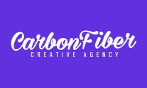 Carbon Fiber Creative Agency logo