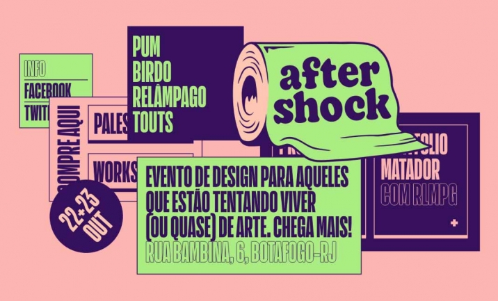 Aftershock website