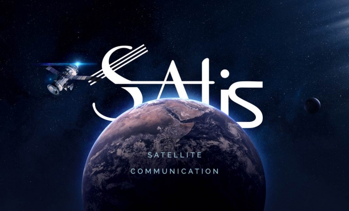 Satis Satellite Communications website