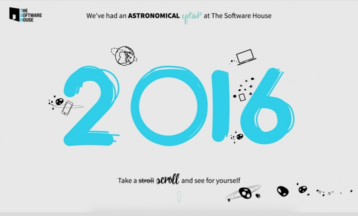 2016 Year in Review at TSH.io website