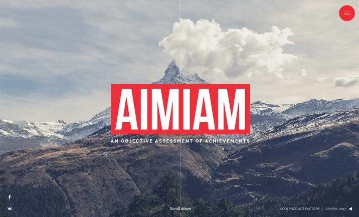 AIMIAM � An Objective Assessment website
