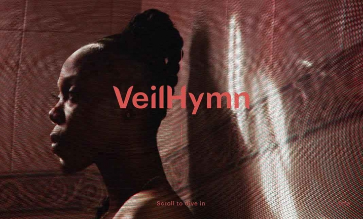 VeilHymn website