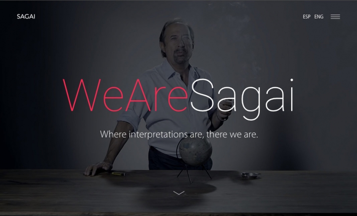 SAGAI website