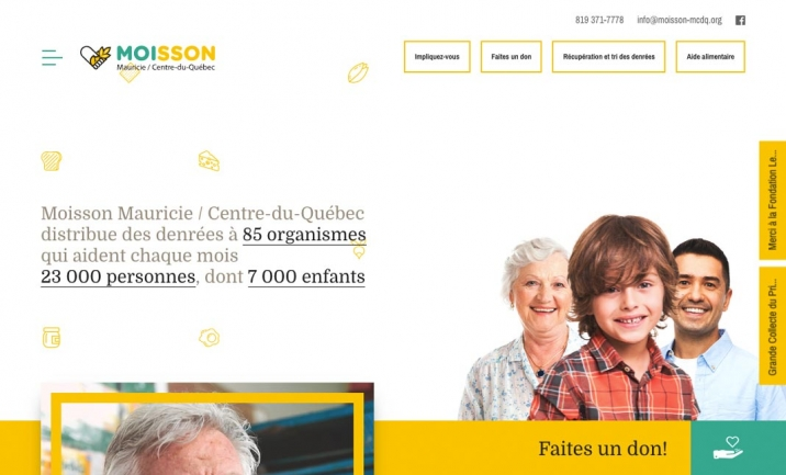 Moisson MCQ website