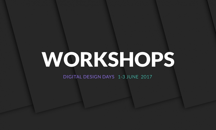 Workshops - DDD2017 website