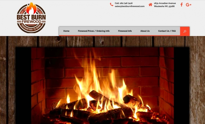 Best Burn Firewood website