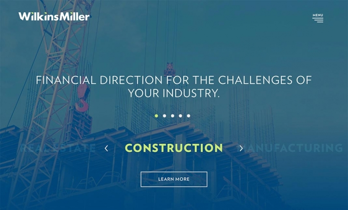 Wilkins Miller website