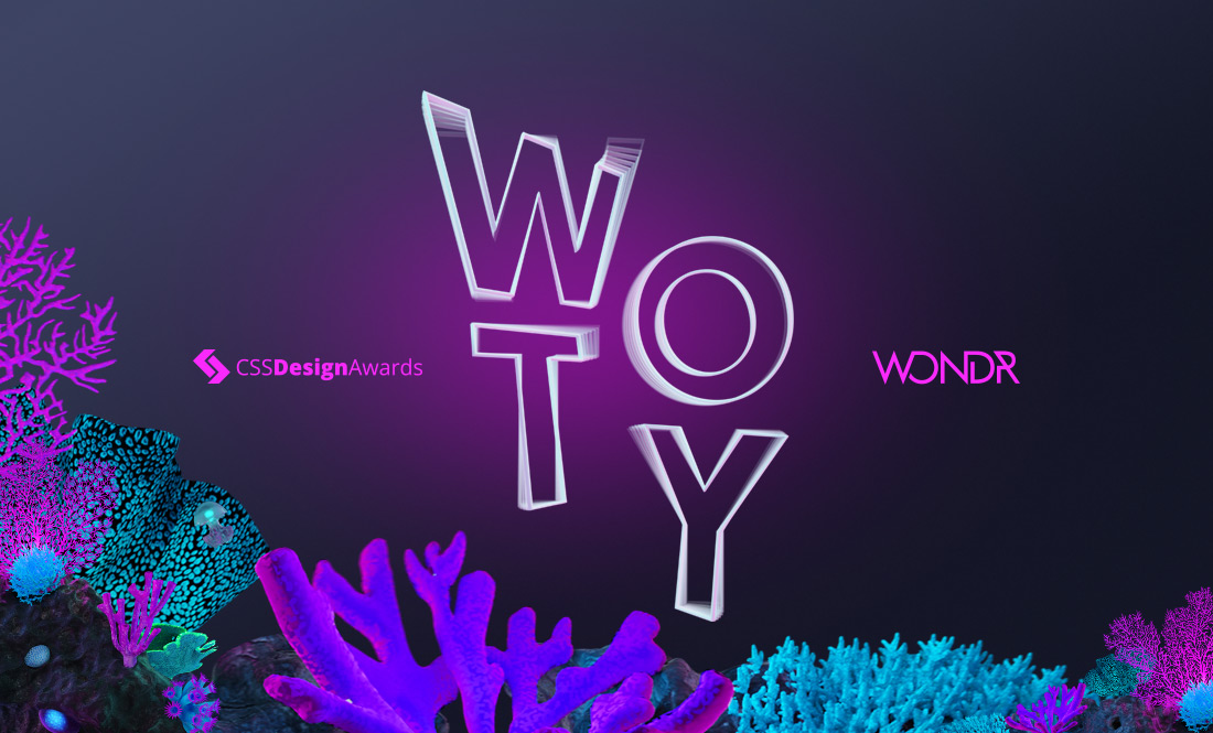 Behind the WOTY 2018 Collaboration with WONDR