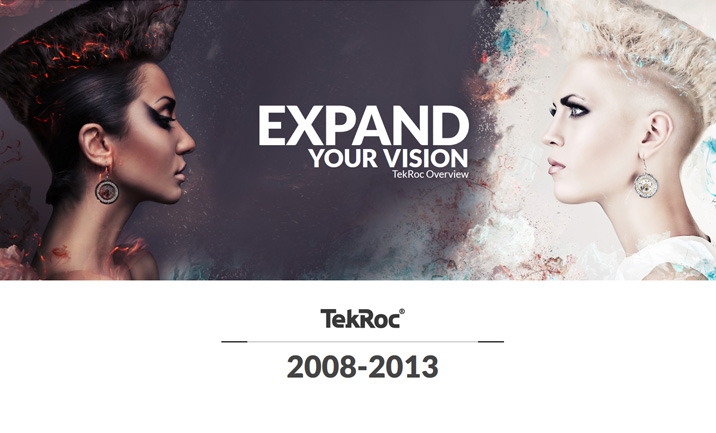 TekRoc Agency website