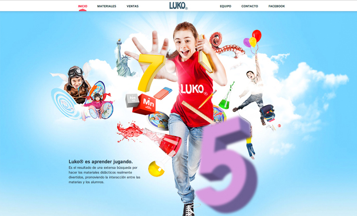 Luko website