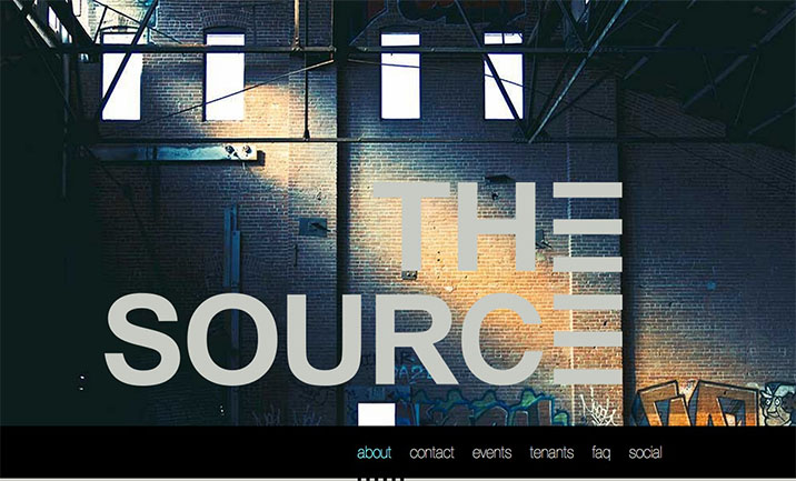 The Source Denver website