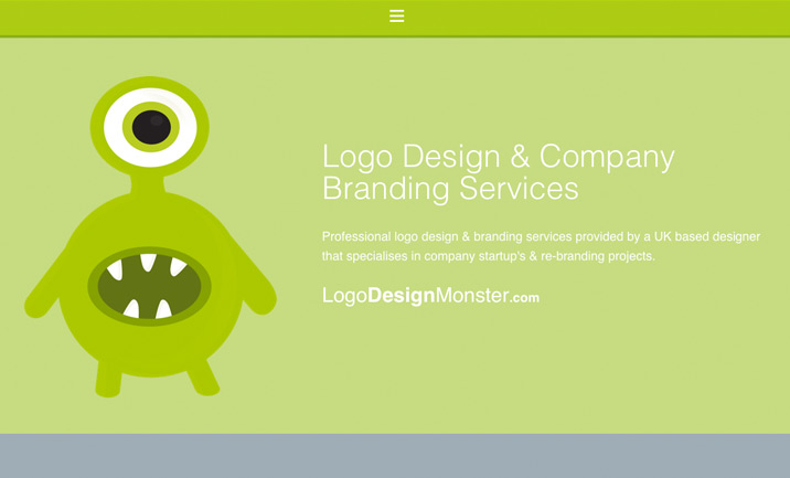 Logo Design Monster website