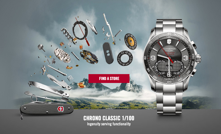 ChronoClassic 1/100 website