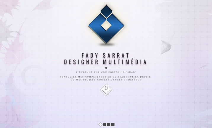 SKAD DESIGN website