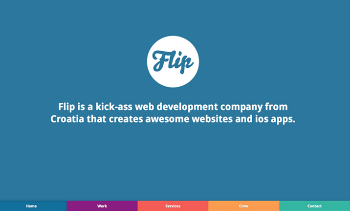Flip.hr website
