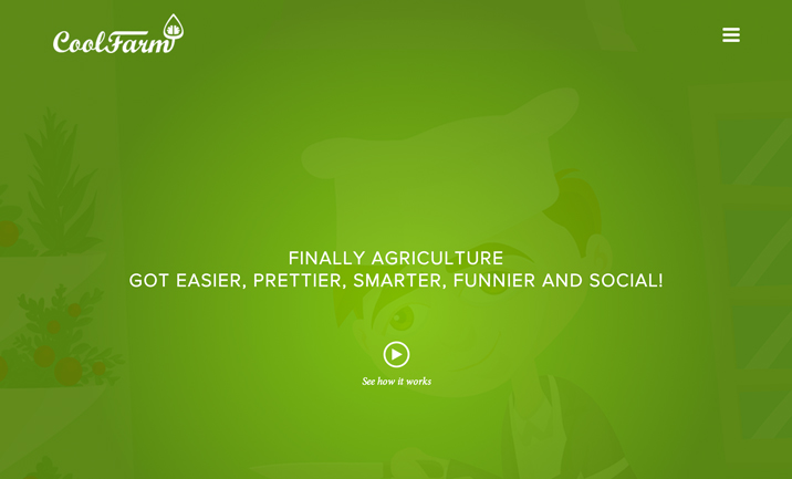 CoolFarm website