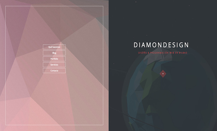 DiamonDesign website