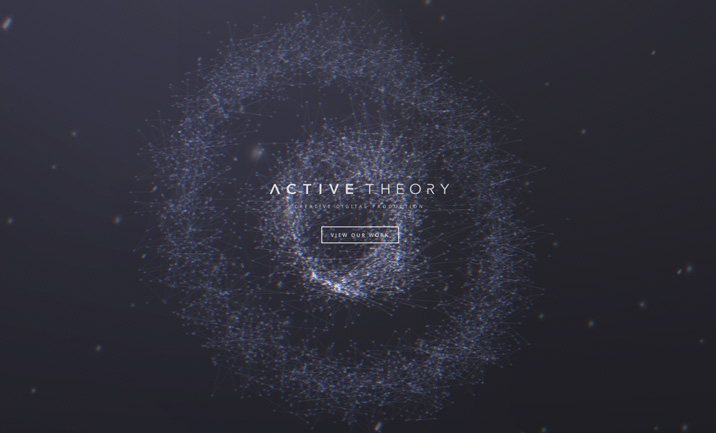 Active Theory website