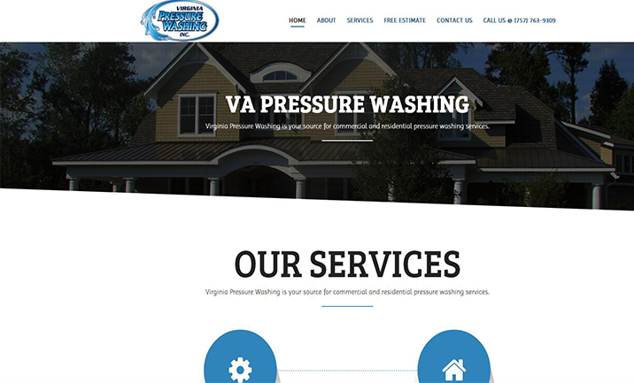 VA Pressure Washing Inc.