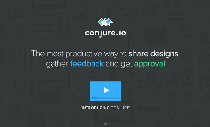 Conjure.io website