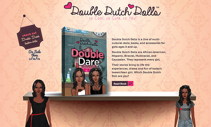 Double Dutch Dolls website