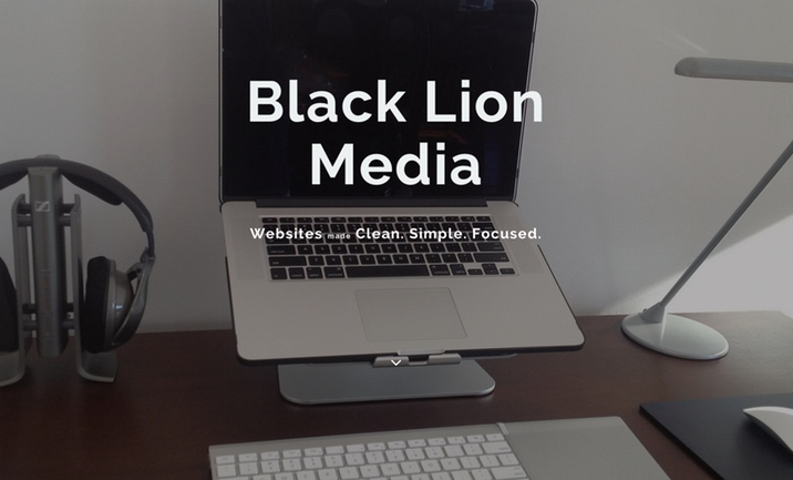 Black Lion Media website