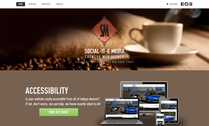 Social-IT-e Media website