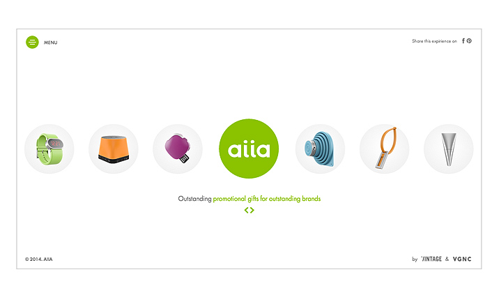 Enjoy aiia website
