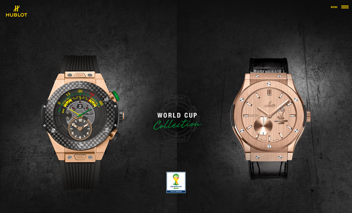 Hublot Loves Football screenshot 3