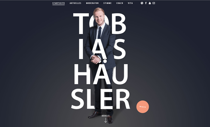 Tobias Häusler website