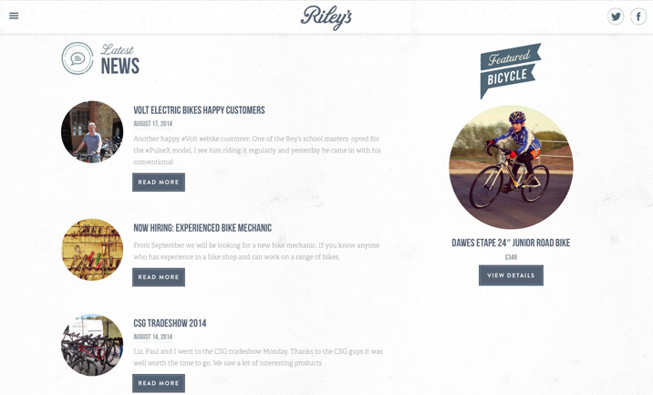 Riley's Cycles screenshot 3