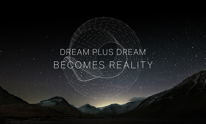 DreamPlus website