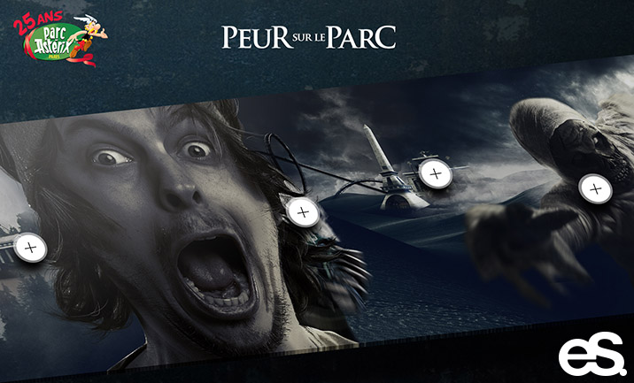 Fear on the Park website