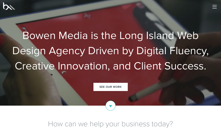 Bowen Media website