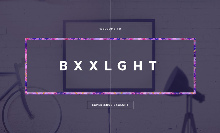 Bxxlght website