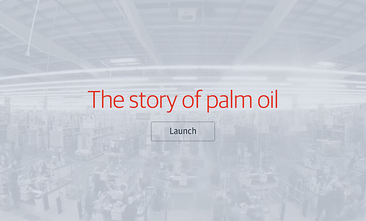 The Real Story Of Palm Oil  website