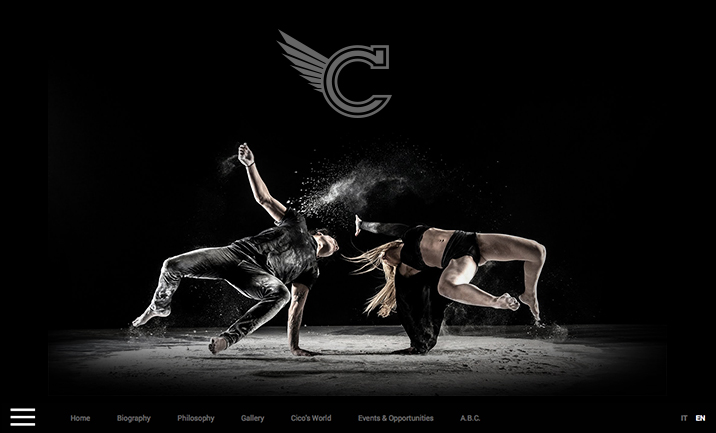 BBoy Cico website