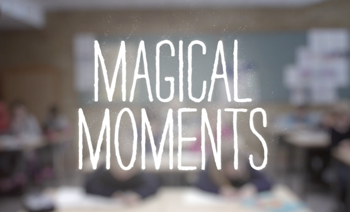 Magical Moments