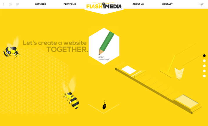 Flashmedia website