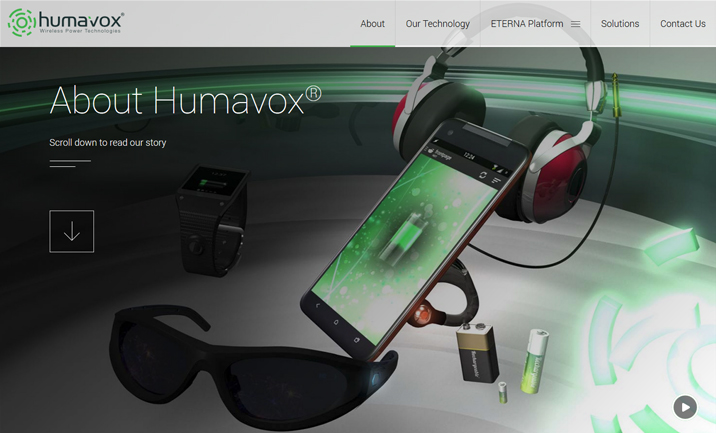 Humavox website