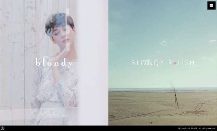 Blondy / BLONDY ReLISH