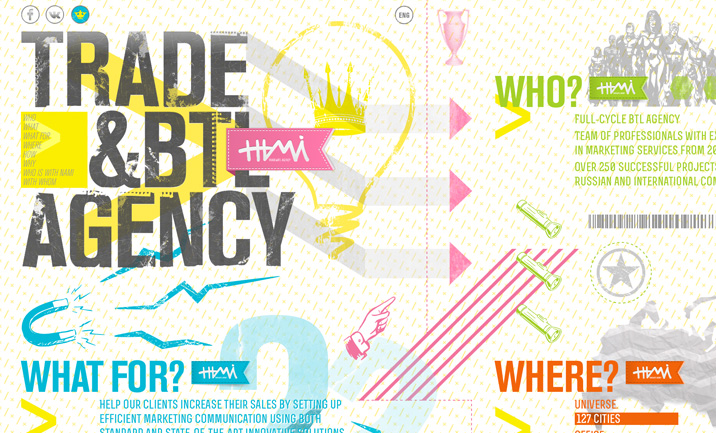 nami trade&btl agency website