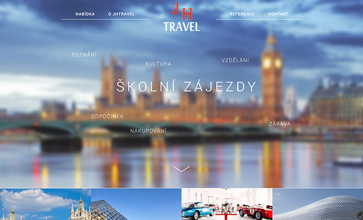 JHtravel website