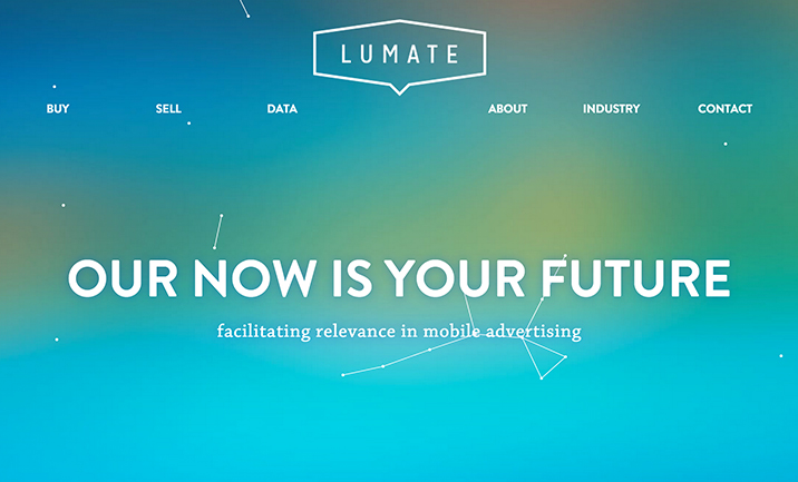 Lumate website