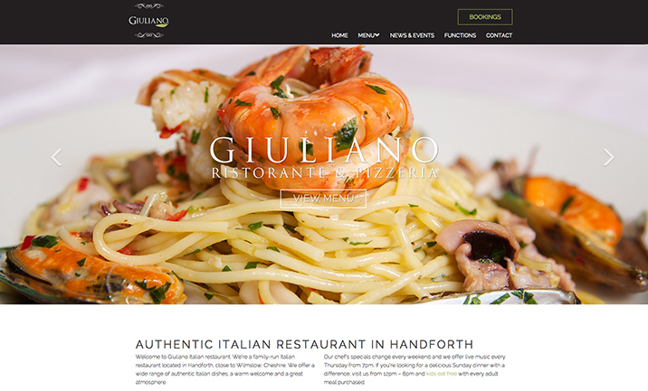 Giuliano website